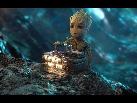 Guardiani della Galassia Vol. 2 - Non premere questo pulsante - Clip dal film