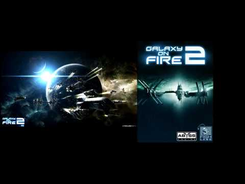 Galaxy on fire 2 Java Trailer Remake Comparison