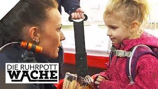 Mädchen (4) mit tonnenweise Falschgeld unterwegs | Melina Hoffmann | Die Ruhrpottwache | SAT.1 TV