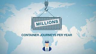 #IBM - IBM and Maersk Demo: Cross-Border Supply Chain Solution on Blockchain