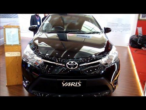 Toyota Yaris Walk Around Review 2017 Dhaka Motor Show Youtube