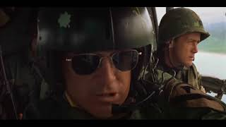 Apocalypse Now   Ride of the Valkyries 1080p Helicopter Scene Go Vikings