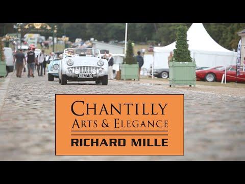 Chantilly Arts & Elegance 2016 : les plus belles voitures du monde