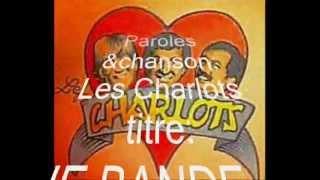 LES CHARLOTS.DSK.Histoires merveilleuses ,je bande