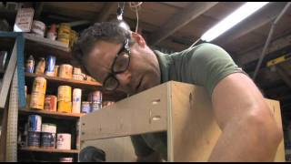 How To Build A Twin Bed W/ Storage - Part 2