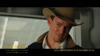 KINGSMAN: THE GOLDEN CIRCLE | TV Spot HD | German / Deutsch