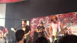 Tiglath - Silvercore[Fortaleza - 13/06/2014 - Rock Cordel]