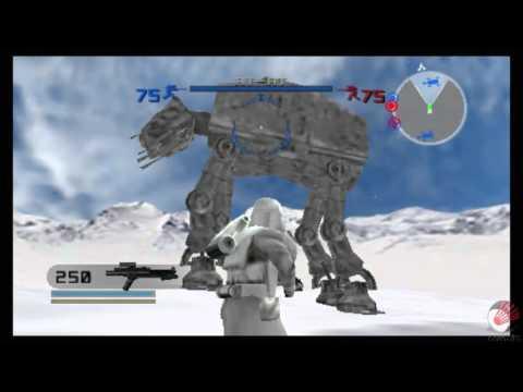STAR WARS BATTLEFRONT II PSP [PSVita] Gameplay