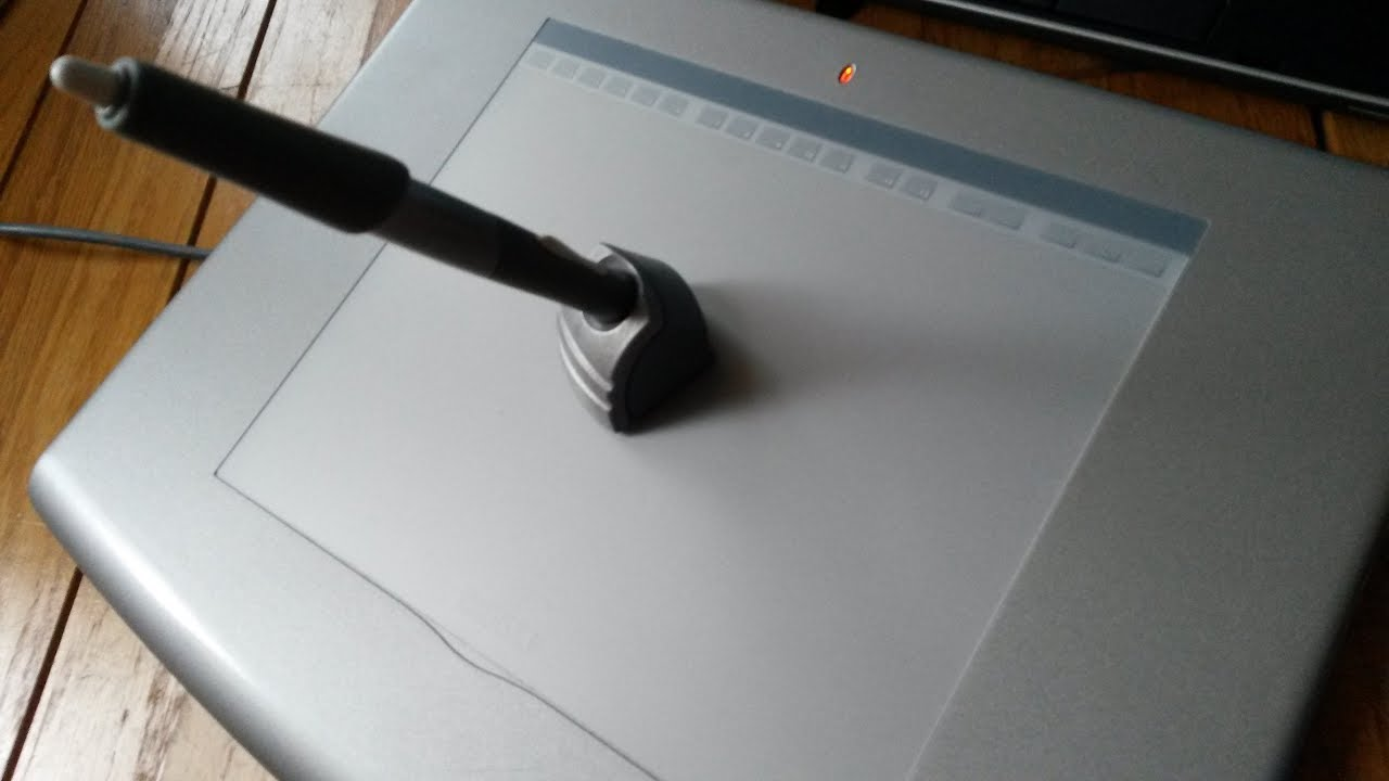 DRIVERS FOR INTUOS GD