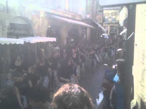 Sarlat - Spectacle de rue