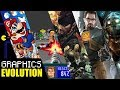 Evolution of Video Game Graphics 1957-2017  The Complete History