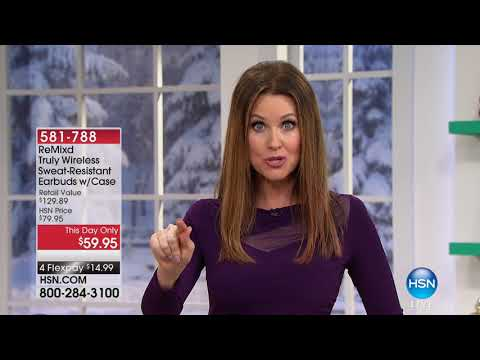 HSN | HSN Today: Electronic Gifts 12.08.2017 - 07 AM