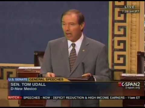 Tom Udall Honors SFC Leroy Petry