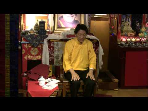 How to Awaken Kindness In Your Heart for All Beings (7/13/2014) with Nawang Khechog
