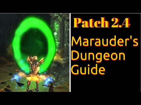 D3: Embodiment of the Marauder Set Dungeon Guide | Patch 2.4