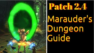 d3 embodiment of the marauder set dungeon guide   patch 2 4