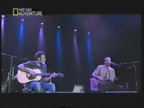 jack johnson/ben harper/with my own two hands/live