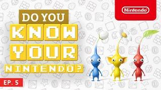 Do You Know Your Nintendo? - Episode 5