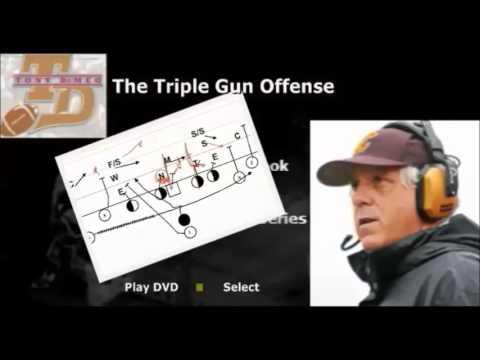 Triple Gun Virtual Playbook Volume IV - Jet Sweep