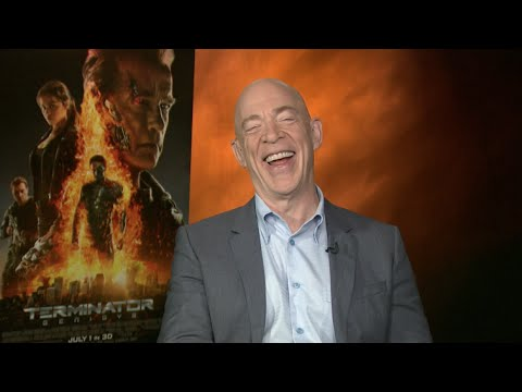 J.K. Simmons interview - Terminator Genisys, Whiplash, Oz - JK Simmons