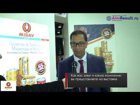 Midav. Morocco. World Food 2016. AimResult.Ru World Food Moscow 2016 без регистрации и смс