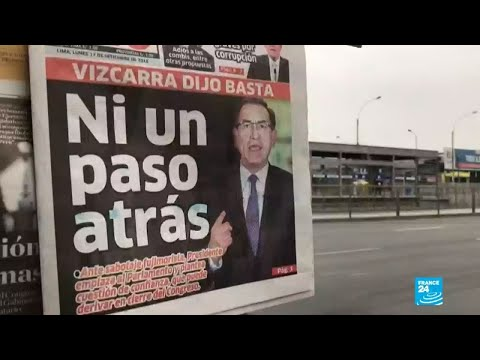Fujimorismo aprobará reformas propuestas por el presidente peruano