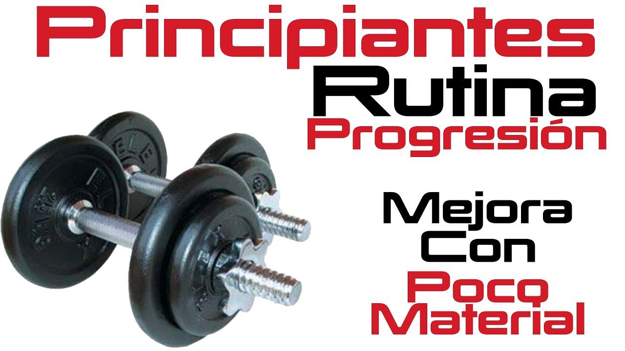 rutina de ejercicios para hombres de lunes a viernes