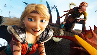 3 NEW How to Train Your Dragon 3 CLIPS - The Hidden World