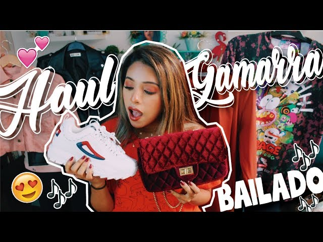 HAUL GAMARRA MAYO + CANCIONES FAVORITAS ✨🔥  ♥ Margot Valdez