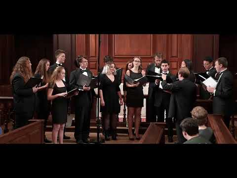 When Allen a Dale Went a Hunting - Christopher Wren Singers - April 2017