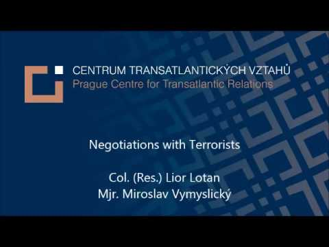 Negotiations with Terrorists