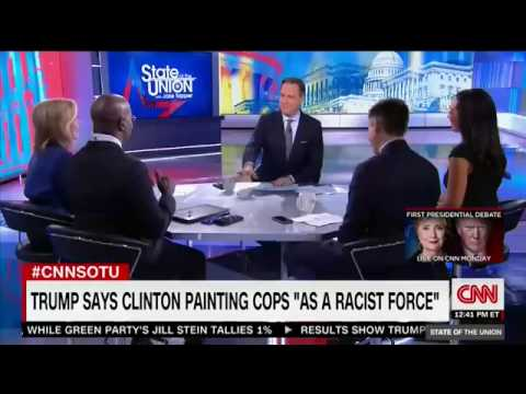 Policing, institutional racism, and the candidates | 9/25/2016