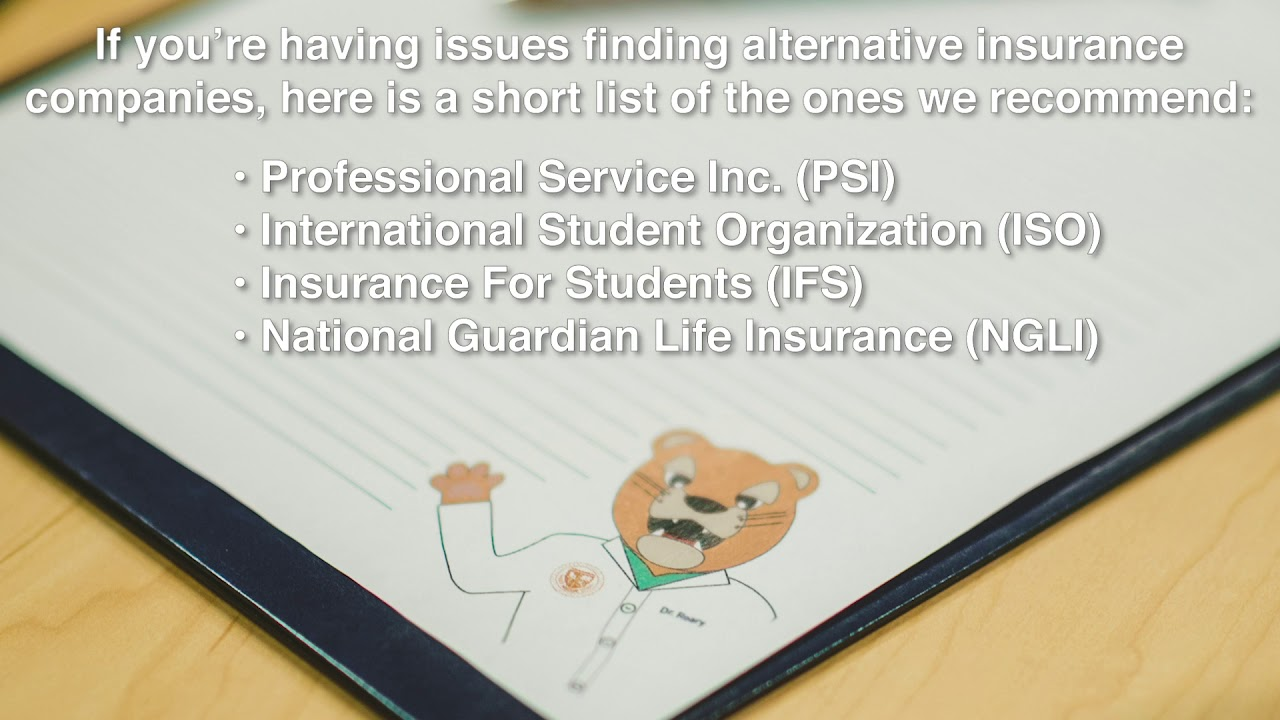 Insurance for International Students - Health & Fitness