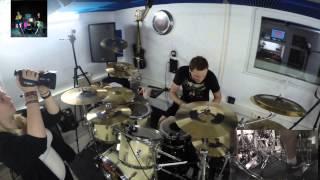 Richard Rapf - CARTOON - Why We Lose (Drum Cover)