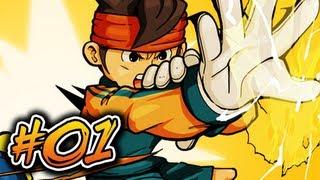 Inazuma Eleven 2: Blizzard - Part 1