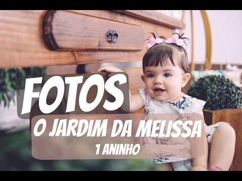 FOTOS OFICIAIS JARDIM DA MELISSA