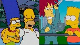 Tragedia En Las Temporada 27 De Los Simpson
