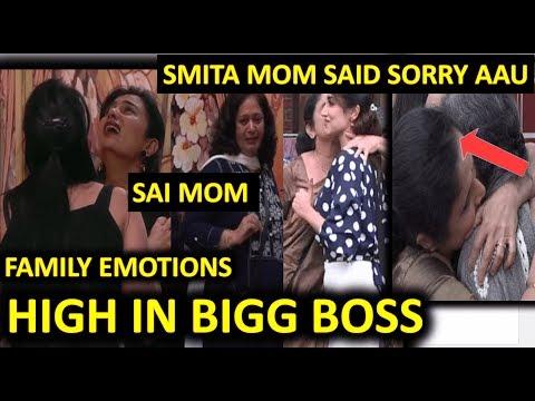 Smita Mom said Sorry to USHA ताई  ...