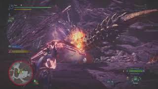 Monster Hunter World - Random Nergigante fight