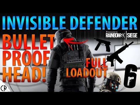 IN-DEPTH Vigil - Invisible Defender - White Noise - Tom Clancy's Rainbow Six - R6 thumbnail