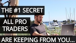 Professional Trading - SECRET TRICKS That Work (they will be mad that I told you this)