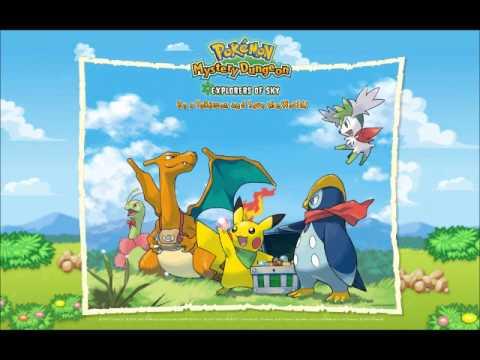 Pokemon- Mystery Dungeon Explorers of Sky- Amp Plains- Music