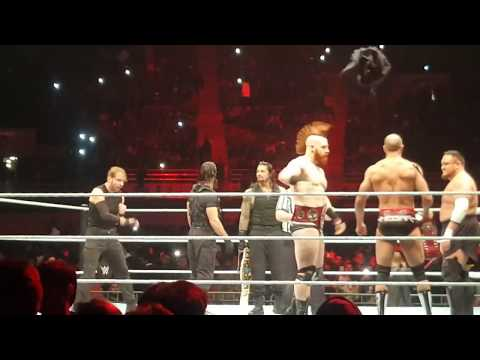 Varun Dhawan & The Shield In Action   WWE Live India New Delhi December 9, 2017 thumbnail