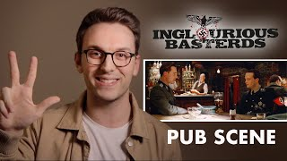 Inglourious Basterds - Language Expert Breaks Down Pub Scene