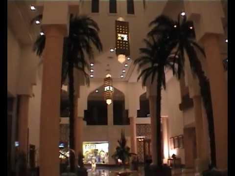 The Kempinski hotel in Ajman