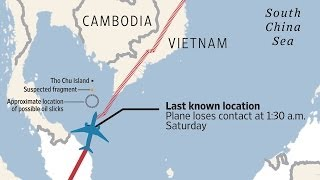 Malaysia Airlines Flight 370: Latest Developments
