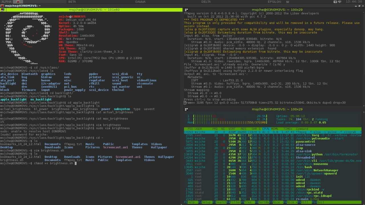 Linux - Adjust Backlight Brightness from Command Line