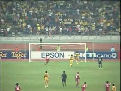 Return of The Kallang Roar : The Official Tiger Cup 2004 Champions Review