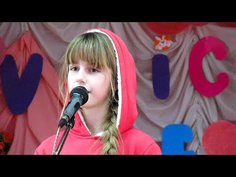 Voices Of Hearts'17 / Darya Levshevich, School 5 Soligorsk