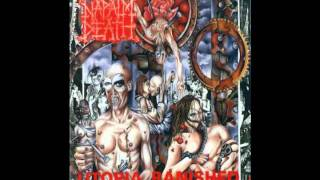 Napalm Death - Christening Of The Blind